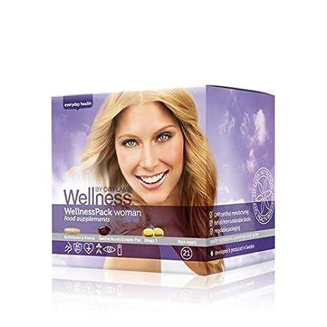 compare 3 tome 1 gratis Oriflame Wellness Pack Bienestar Mujer: Amazon.es: Hogar
