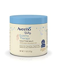 Aveeno Baby Eczema Therapy Nighttime Balm, 11 Oz BOBEBE Online Baby Store From New York to Miami and Los Angeles