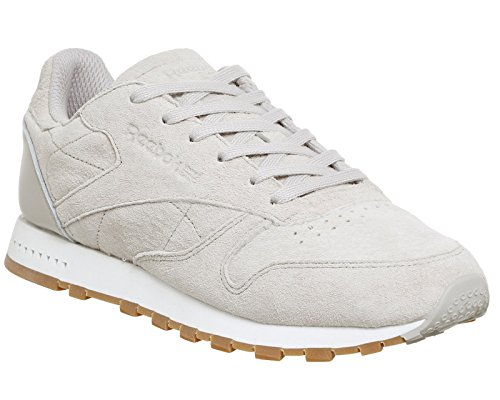 Leather Stone Chalk Fitness de Braun Beige Gum SG Reebok Classic Sand Blanc Homme Chaussures 5P7FTFq
