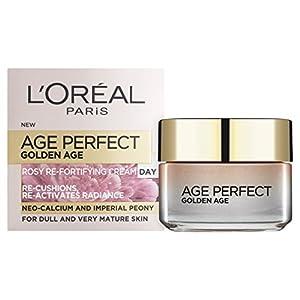 L'Oreal Paris Age Perfect Golden Age Face Cream Moisturiser, 50ml 1