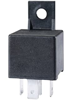 Amazon hella 007793041 12v 50a spst mini iso relay with hella 933332181 12v 40 amp spdt mini iso relay with bracket asfbconference2016 Gallery