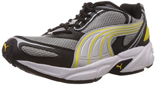 Aron Ind. Black Running Shoes