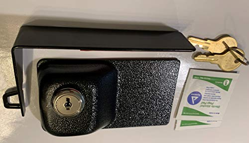 Fridge Lock Refrigerator Door Lock (Black) by Fridge Lock (Image #1)