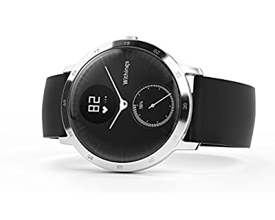 Withings Activité Steel - Activity and Sleep Tracking Watch by Withings