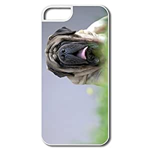 Alice7 Dog Case For Iphone 5,Heart Iphone 5 Case