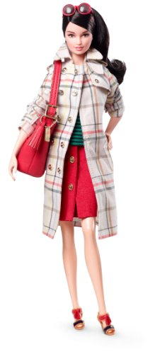 Barbie Collector Coach Designer Doll (Fashion Designer Barbie)