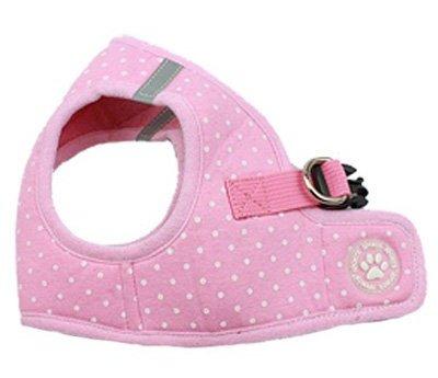 PUPTECK Polka Puppy Harness Adjustable