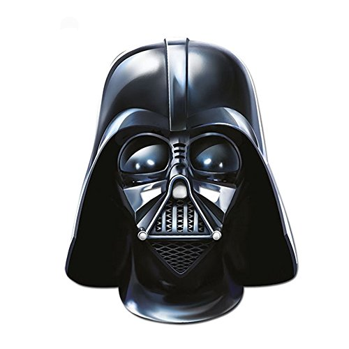 Darth Vader Face Mask (Darth Vader Official Star Wars Face Mask)
