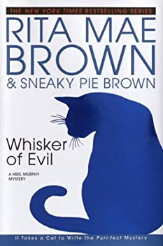 Whisker of Evil (Mrs. Murphy Book 12) 0553582860 Book Cover