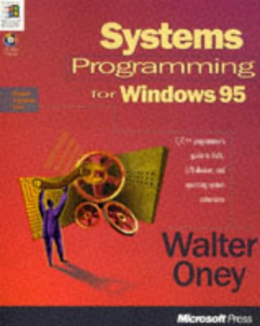 Read Online Systems Programming for Windows 95 with Disk (Microsoft Progamming Series) pdf