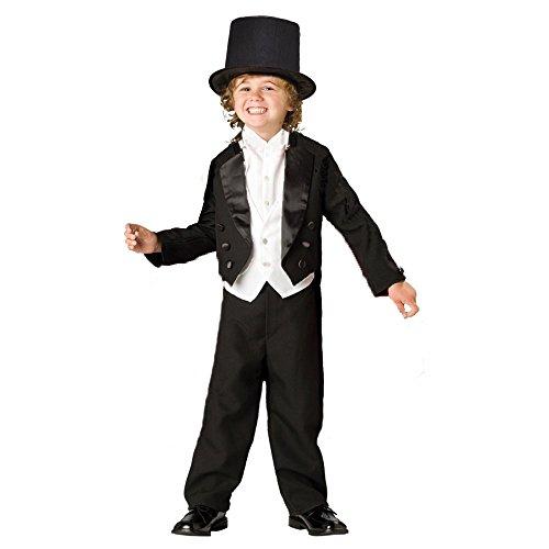Dazzling Toys Children's Black Magician Hat ()
