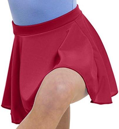 Ropa de descanso para niñas Poly Circular falda crepé para ...