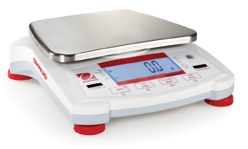 Ohaus Digital Scales - Ohaus NV2101 AM Navigator Portable Scale, 2100 g x 0.1 g