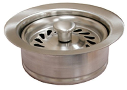 Plumbest B03-400 Disposal Assembly for InSinkErator, Polishe