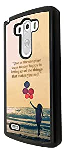 297 - Shabby Chic Cool Smile Design For LG G3 Fashion Trend CASE Back COVER Plastic&Thin Metal