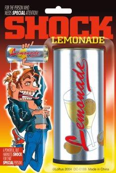 - Loftus Shock Lemonade Can, Multicolor