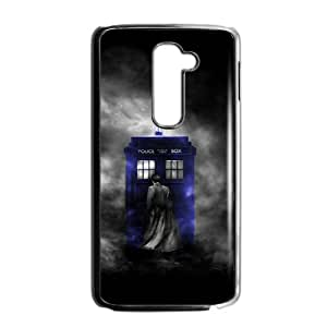 doctor who facebook cover Phone Case for LG G2