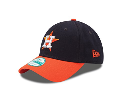 MLB Houston Astros The League 2Tone 9FORTY Adjustable Cap, One Size, Navy