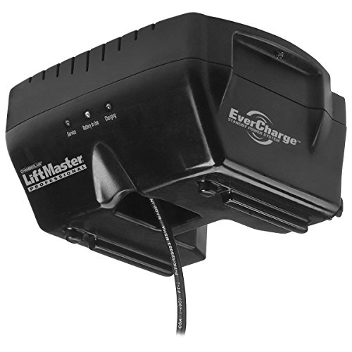 Garage Door Opener Beeping? Replace the Backup Battery