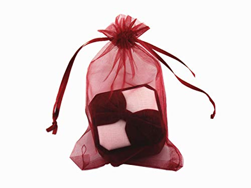 (8 x 12 Inch 100 Drawstring Bags Gold Silver Fabric Jewelry Gift Pouch Candy Pouch Wedding Favors)