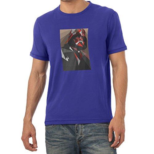 TEXLAB - Dark Art - Herren T-Shirt, Größe M, marine