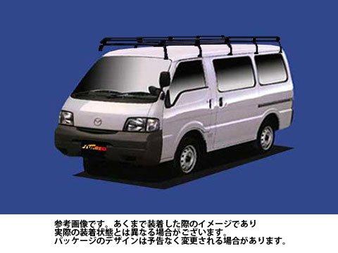 ルーフキャリア PL200SP ボンゴ / SK82V SK22V Pシリーズ タフレック TUFREQ 精興工業 B06Y12VJ7L