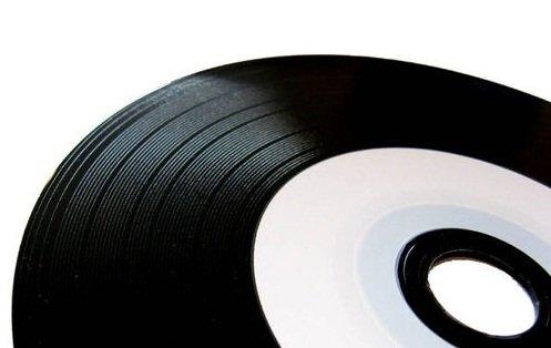 10/Blank Mediarange Black Diamond Bottom CD CD-R media dischi 52/x 700/MB 80/minuti MR241/in plastica maniche