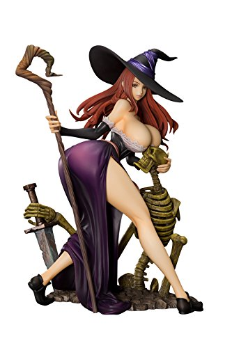 - Orchid Seed Dragon's Crown: Sorceress 1: 7 Scale PVC Figure