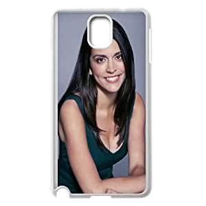 Samsung Galaxy Note 3 Cell Phone Case White Cecily Strong LV7138991