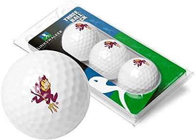 NCAA South Alabama Jaguars - 3 Golf Ball Sleeve