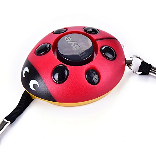 Emergency Personal iDaye Ladybug Shaped Protection