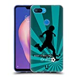 Head Case Designs Soccer Extreme Sports Soft Gel Case Compatible for Xiaomi Mi 8 Lite/Mi 8X