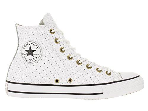 Converse All Star Hi Mujer Zapatillas Blanco Blanco - blanco