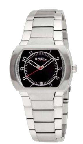 Breil Tribe Memory Solo Tempo TW0482 - Reloj Unisex de Cuarzo, Correa de Acero Inoxidable Color Plata: BREIL: Amazon.es: Relojes