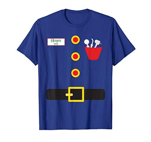 Elf Dentist Funny Christmas T-Shirt -