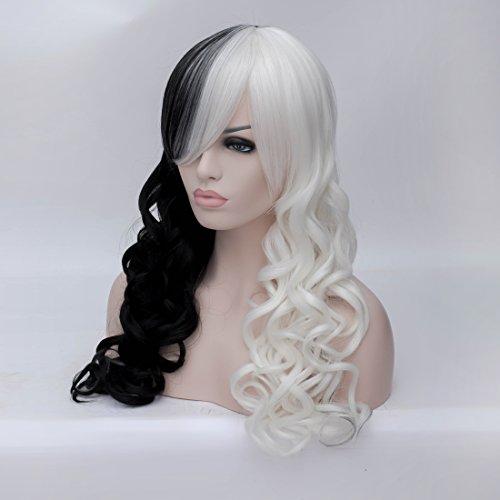 Cruella Deville Costume Wig (Anogol Vocaloid 32