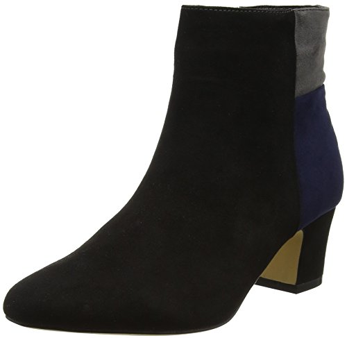 Lotus Clara Womens Dress Ankle Boots Black