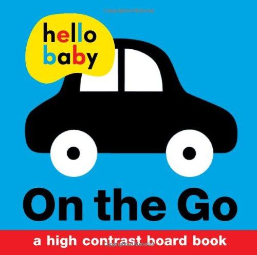 Hello Baby High Contrast Board Book