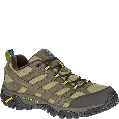 Merrell Men's Moab 2 Vegan Hiking Shoe, Dusty Olive, 10.0 M US