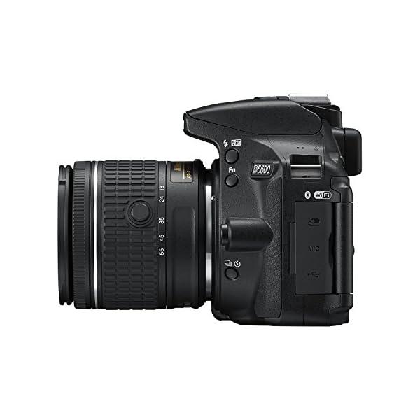 RetinaPix Nikon D5600 Digital SLR Camera 18-140mm VR Kit