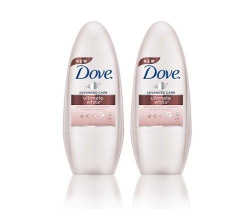 Dove Whitening Ultimate Aluminum Deodorant