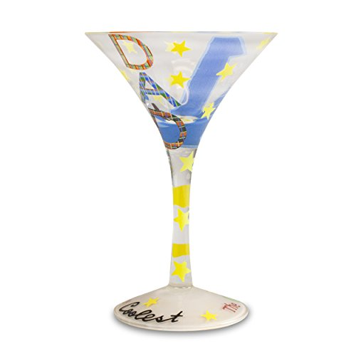 (Lolita Love My Martini Glass, 1 Dad)