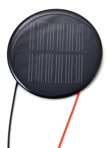 round solar panel - 1