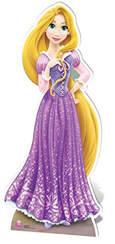 Star Cutouts SC559 Rapunzel Cardboard Cut Out by Star Cutouts Ltd