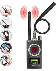 Anti Spy Detector, RF Signal Bug Detector, Spy Camera Finder, Wireless Signal Pinhole Laser for Hidden Camera GSM Device Car GPS Tracker