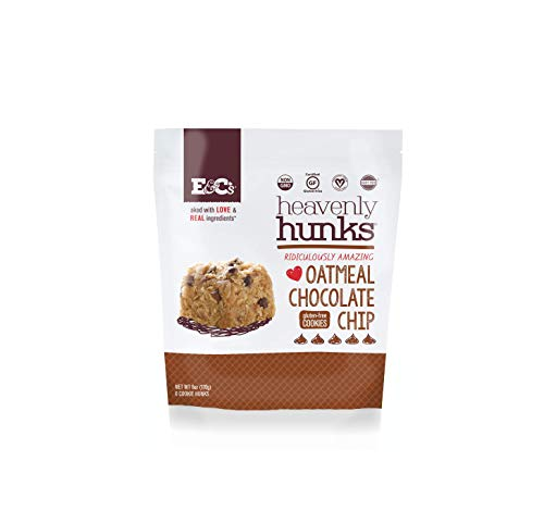 (Heavenly Hunks (Oatmeal Chocolate Chip, 1 6oz bag) )
