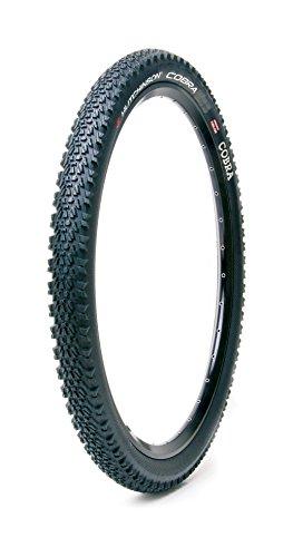 Hutchinson Cobra Tubeless Ready HS Fold Tires, 29 x 2.25, Black