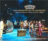 Cover of Auber: Les diamants de la couronne (The Crown Diamonds)