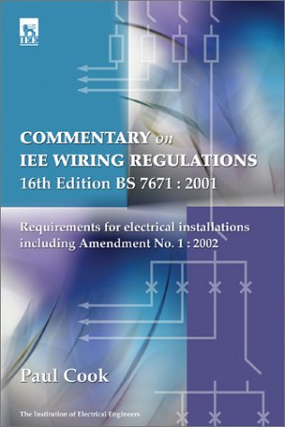 iee 16th edition wiring regulations download