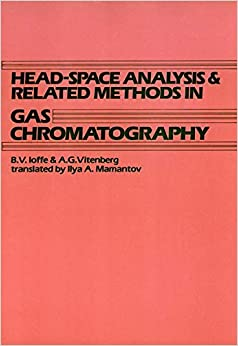 Libros Gratis Descargar Head-space Analysis And Related Methods In Gas Chromatography It PDF